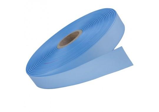 Saténová stuha Baby Blue v návine 100m pre termotransférovú tlač