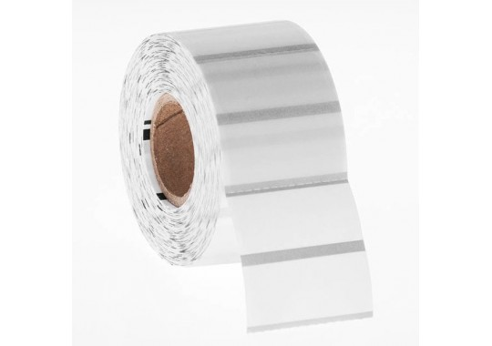 Etikety na kotúči 10x16 mm (VxŠ), biele, 13300 ks, 40, IN, 4P