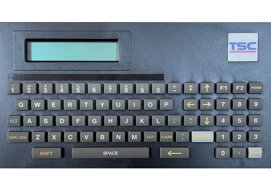 TSC klávesnica KP-200 Plus čierna (99-117A002-0000)