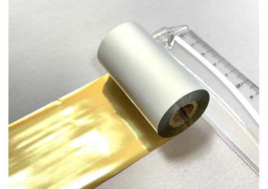 TTR páska 43x70m biela OUT živicová 0,5 dutinka