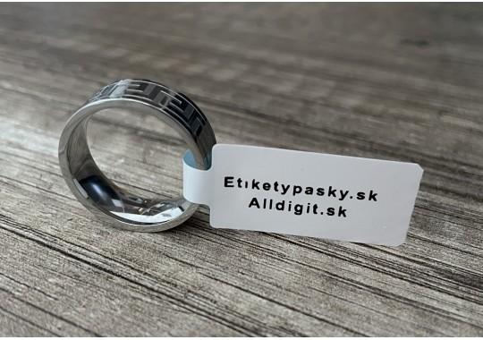 Etikety na šperky 15x90 mm (VxŠ), plastové, 3500 ks, 40, OUT