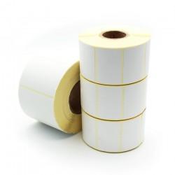 Papierové etikety